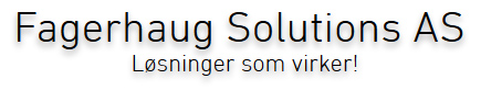 Fagerhaug Solutions AS
